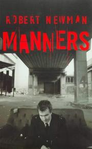 Cover of: Manners | Robert Newman