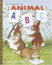 Cover of: Animal ABC by Golden Books