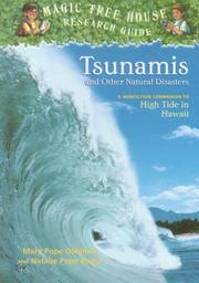 Cover of: Tsunamis and Other Natural Disasters | Mary Pope Osborne, Natalie Pope Boyce