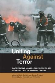 Cover of: Uniting against terror | David Cortright, George A. Lopez
