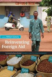Cover of: Reinventing Foreign Aid | William Easterly