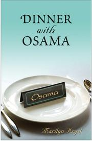 Cover of: Dinner with Osama | Marilyn Krysl