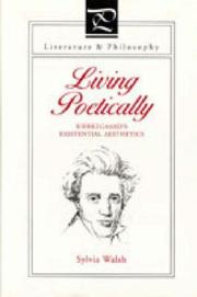 Cover of: Living Poetically by Sylvia Walsh