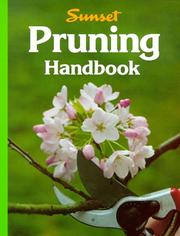 Cover of: Pruning Handbook (Pruning) by John K. McClements