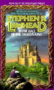 Cover of: In the Hall of the Dragon King | Stephen R. Lawhead
