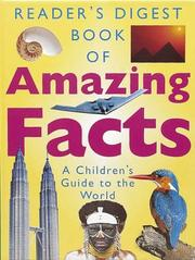 "Cover of: ""Reader's Digest"" Book of Amazing Facts 