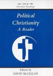 Cover of: Political Christianity by David McLellan