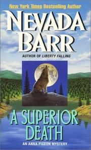 Cover of: A superior death by Nevada Barr
