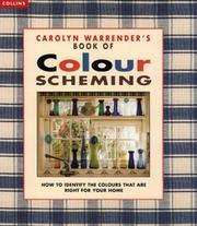 Cover of: Carolyn Warrender's Book of Colour Scheming | Carolyn Warrender