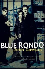 Cover of: Blue Rondo | John Lawton