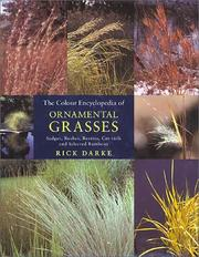 Cover of: Colour Encyclopedia of Ornamental Grasses | Rick Darke