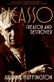 Cover of: Picasso | A. HUFFINGTON
