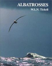 Cover of: Albatrosses by W. L. N. Tickell