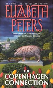 Cover of: The Copenhagen Connection by Elizabeth Peters