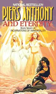 Cover of: And Eternity (Incarnations of Immortality) | Piers Anthony