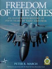 Cover of: Freedom of the skies | Peter R. March, R. Peter March