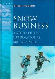 Cover of: Snow Business | Simon, Ph.D. Hudson