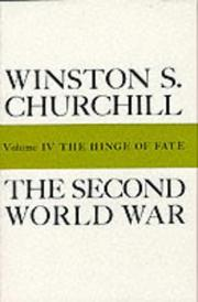 Cover of: History of the Second World War (History of Second World War) | Winston S. Churchill