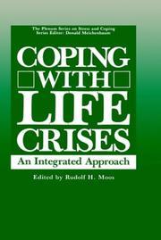 Cover of: Coping with Life Crises | Rudolph H. Moos