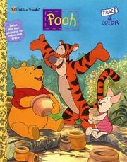 Cover of: Pooh (Trace and Color) by Golden Books