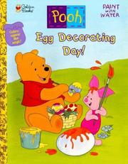 Cover of: Egg Decorating Day! | Golden Books