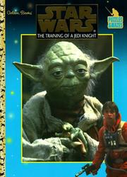 Cover of: The Training of a Jedi Knight (Puzzles & Mazes) | Golden Books