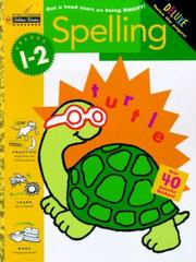 Cover of: Spelling (Grades 1 - 2) (Step Ahead) by Golden Books