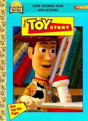 Cover of: Toy Story by Golden Books