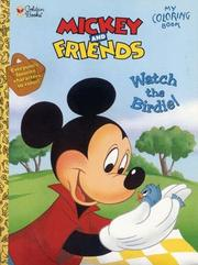 Cover of: Watch the Birdie | Golden Books
