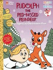 Cover of: One Special Christmas Eve (Paint with Water) by Golden Books