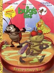 Cover of: Really Stinky Bugs! with Sticker by Golden Books