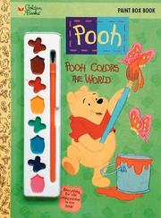 Cover of: Pooh Colors the World | Golden Books
