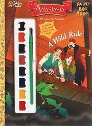 Cover of: A Wild Ride (Paintbox (Golden)) by Golden Books