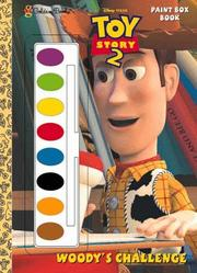 Cover of: Toy Story 2 Paint Box Book | Golden Books