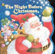 Cover of: The Night Before Christmas | Golden Books