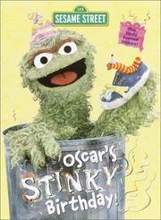 Cover of: Oscar's Stinky Birthday by Golden Books