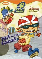 Cover of: Get in the Game! (Press-out Activity Book) by Golden Books