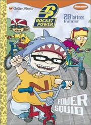 Cover of: Power Squid! (Paint Box Book) by Golden Books