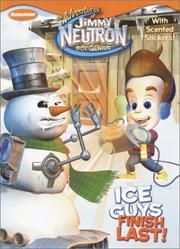 Cover of: Ice Guys Finish Last! by Golden Books