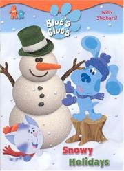 Cover of: Snowy Holidays by Golden Books