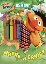 Cover of: Where Is Ernie? by Golden Books