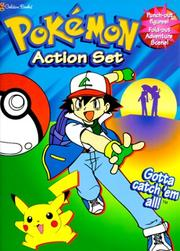 Cover of: Pokemon Action Set (Play Set) | Golden Books