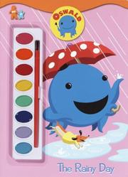 Cover of: The Rainy Day (Paint Box Book) by Golden Books