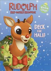Cover of: Deck the Halls (Window Cling Book) | Golden Books