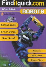 Cover of: Robots (Find-It-Quick Guides) by Golden Books