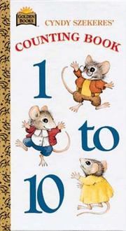Cover of: Counting Book 1 to 10 by Golden Books