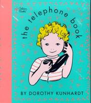 Cover of: The Telephone Book (Touch-and-Feel) | Golden Books