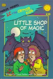 Cover of: Lil Shop of Magic by Golden Books