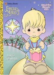 Cover of: Joy to the World (Vellum Book) by Golden Books