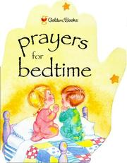 Cover of: Prayers for Bedtime by Golden Books